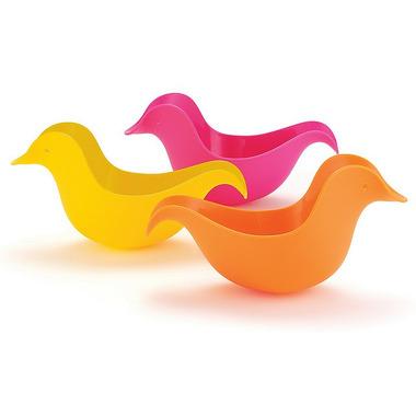 Skip Hop, kaczuszki kąpielowe pomarańczowe