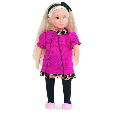 Mała lalka Holly