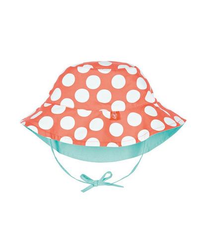 Lassig, kapelusz dwustronny UV 50+ Jolly dots, 6-18 mcy