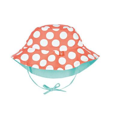 Lassig, kapelusz dwustronny UV 50+ Jolly dots, 24-36 mcy