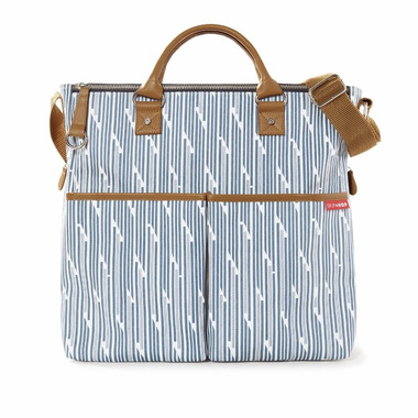 Skip Hop, torba Duo Special Edition Blueprint Stripe
