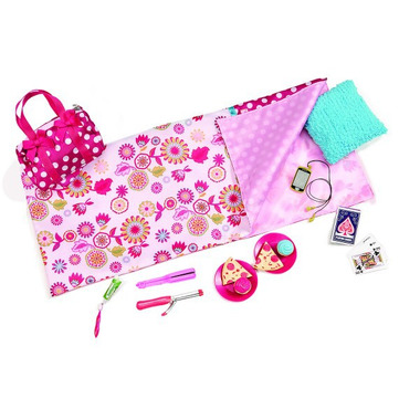 Our Generation, Doll Sleep-Over Accessory Set