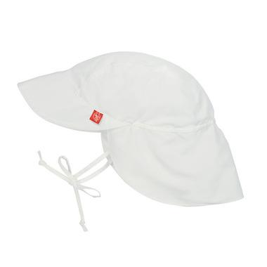 Lassig, czapka z daszkiem, UV 50+ White, 0-6 mcy
