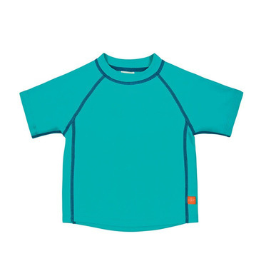 Lassig, koszulka T-shirt do pływania Lagoon, UV 50+, 6-12 mcy