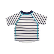 Lassig, koszulka T-shirt do pływania Sailor, UV 50+, 12-18 mcy