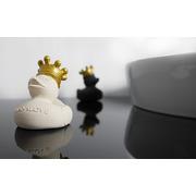 Lullalove, eko kaczuszka Royal Duck - biała
