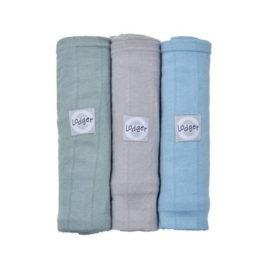 Pieluszki 3-pack Lodger Pure/Feather/Mist