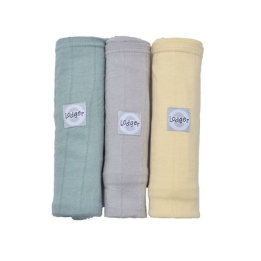 Pieluszki 3-pack Lodger Spring/Feather/Mist