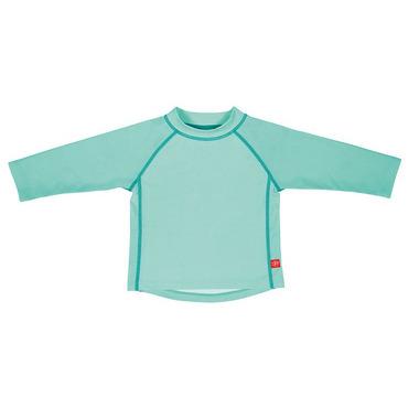 Koszulka do pływania z długim rękawem Aqua, UV 50+, 6-12 mcy