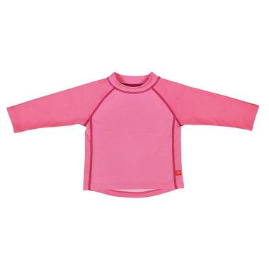 Lassig, koszulka do pływania z długim rękawem Light pink, UV 50+, 12-18 mcy