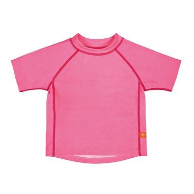 Koszulka T-shirt do pływania Light pink, UV 50+, 24-36 mcy