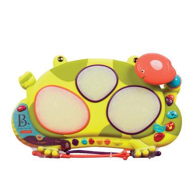 Btoys, ribbit-tat-tat - Perkusja – żaba