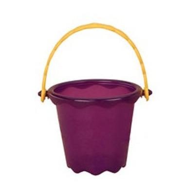 Btoys, pocket Pail - Wiaderko małe (17cm) – fioletowe