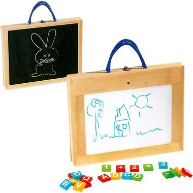 Janod, magiczna tablica walizeczka