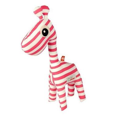 Grzechotka Żyrafa Czerwona