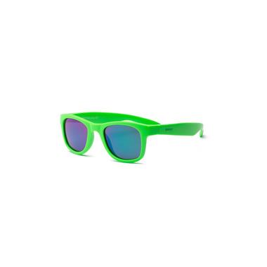 Okulary przeciwsłoneczne Surf - Neon Green 3+