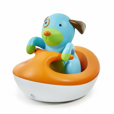 Skip Hop, piesek Zoo i jego pływający pojazd