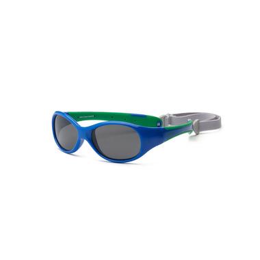 Okulary przeciwsłoneczne,  Explorer - Royal and Green 4+