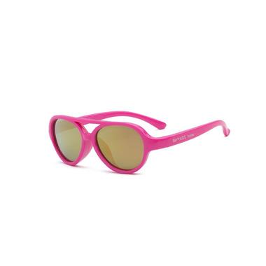 Okulary przeciwsłoneczne,  Sky - Neon Pink 2+