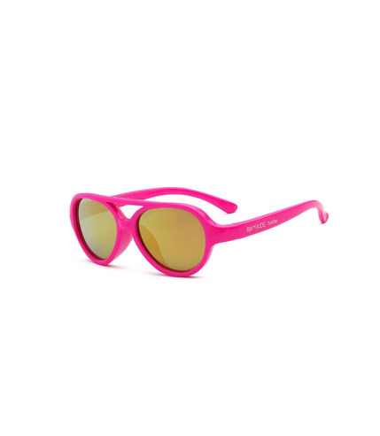 Okulary przeciwsłoneczne,  Sky - Neon Pink 4+
