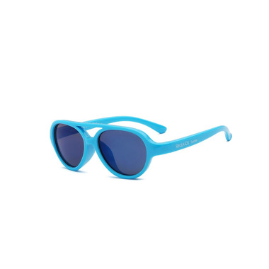 Okulary przeciwsłoneczne,  Sky - Neon Blue 4+