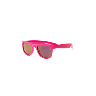 Okulary przeciwsłoneczne,  Surf - Neon Pink 7+