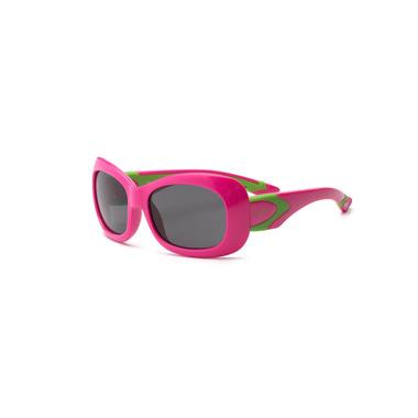 Okulary przeciwsłoneczne,  Breeze - Cherry Pink and Lime 4+
