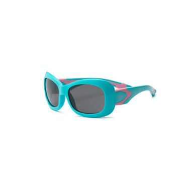 Okulary przeciwsłoneczne, Breeze - Aqua and Pink 4+