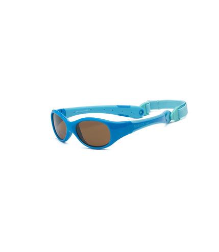 Okulary przeciwsłoneczne,  Explorer Polarized - Blue 0+