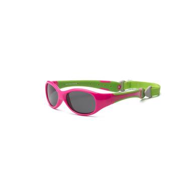 Okulary przeciwsłoneczne,  Explorer Polarized - Cherry Pink and Lime 2+