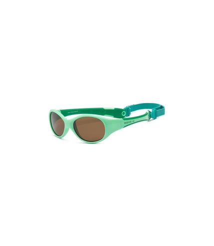 Okulary przeciwsłoneczne,  Explorer Polarized - Light Green & Green 2+