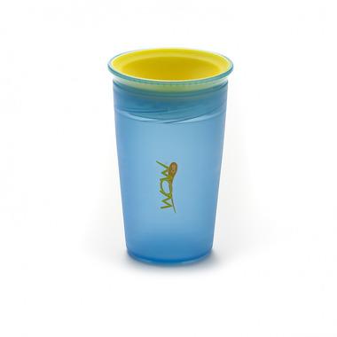 JUICY Cup Kids kubek niekapek 360° niebieski