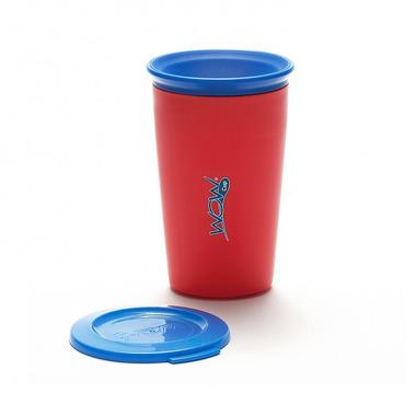 Cup Kids kubek niekapek 360° czerwony