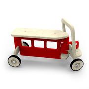 Auto Benek czerwony