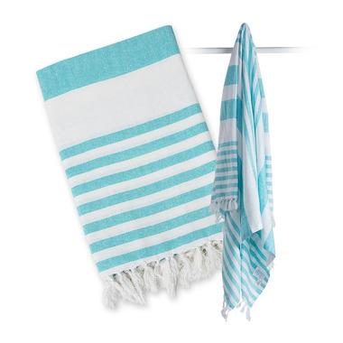 Lulujo, Ręcznik Turecki 3w1 Blue