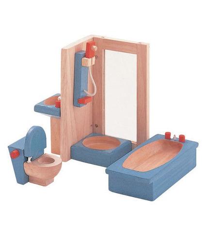 Mebelki dla lalek Łazienka Neo, Plan Toys