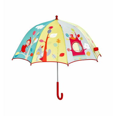 Parasolka Wilk Nicolas