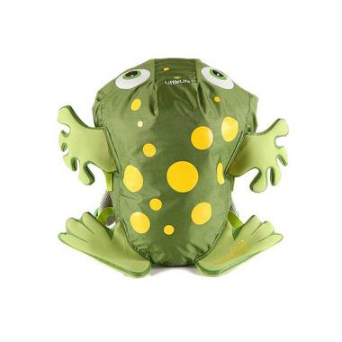 Plecak LittleLife SwimPak Żaba - Zielona