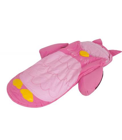 Łóżeczko turystyczne z śpiworem LittleLife Sowa