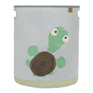 Lassig Pojemnik kosz na zabawki Wildlife Żółw