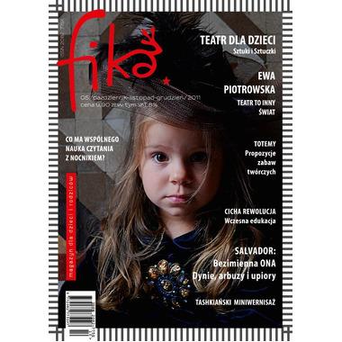Fika - Magazyn dla rodziców i dzieci październik-listopad-grudzień 2011