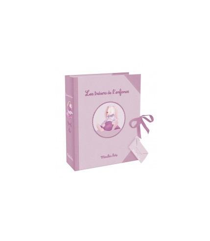Pudełko na pamiątki Basil&Lola