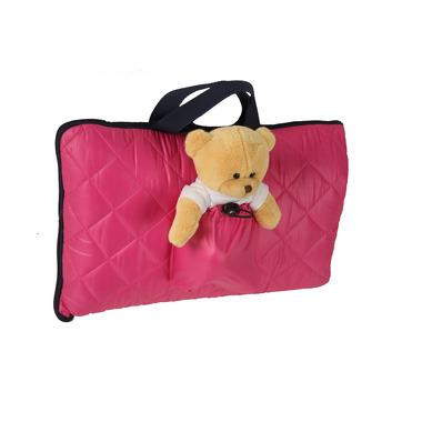 Śpiwór podróżnika Tuloko różowy
