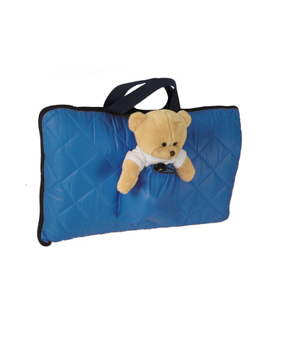 Śpiwór podróżnika Tuloko niebieski