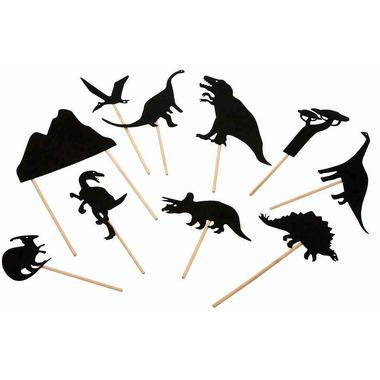 Teatrzyk Cieni dinozaury Moulin Roty
