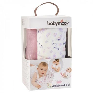Babymoov Zestaw pieluszek Mademoiselle Set