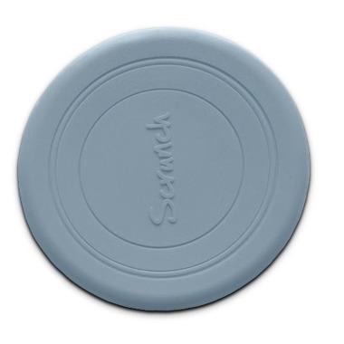 Scrunch-frisbee Silikonowe Frisbee, Błękitne