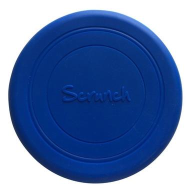 Scrunch-frisbee Silikonowe Frisbee, granatowe