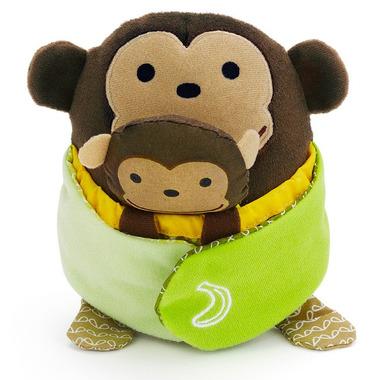 Skip Hop, zabawka do wózka Małpka