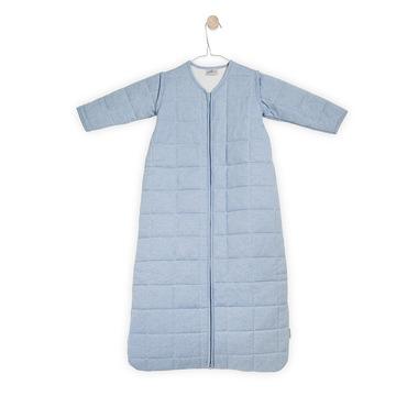 Jollein, Śpiworek do spania z odpinanymi rękawami Błękitny 18-36 miesięcy